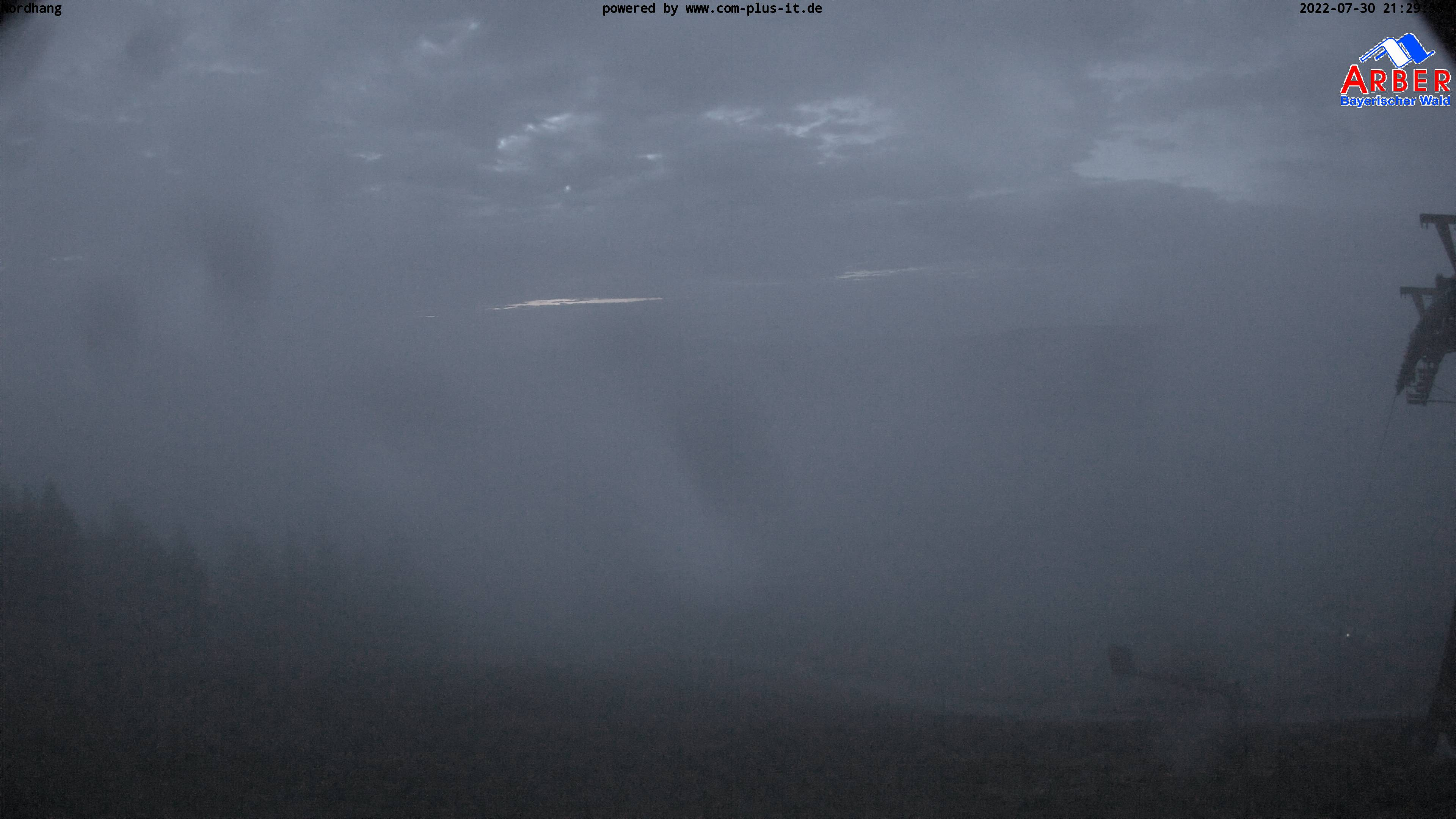 Webcam Arber Nord
