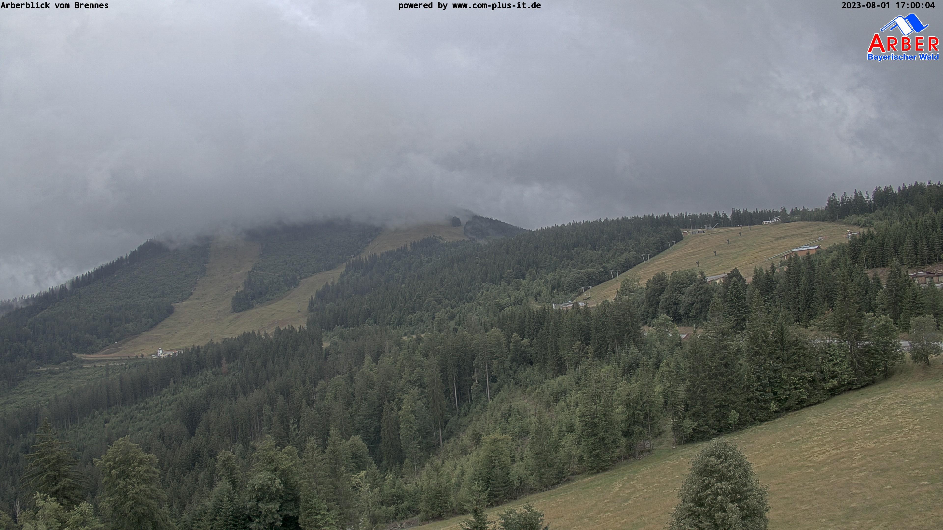 Webcam Blick vom Thurnhofhang